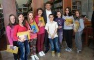 23-Април, Светски ден на книгата и авторското право одбележан во Пехчево