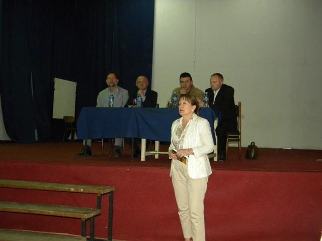 Јавна дебата за влијанието врз животната средина на рудникот за бакар на пехчевска Кадиица
