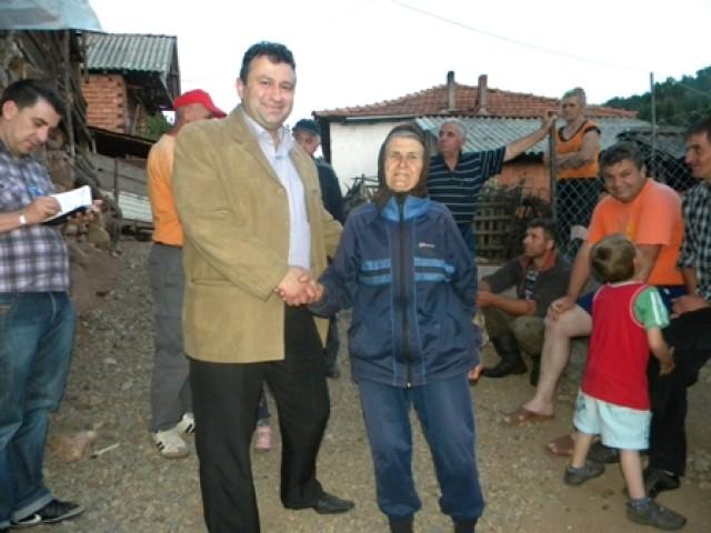 Одлична соработка на Општина Пехчево со Месните заедници