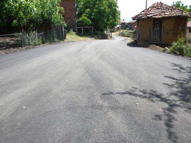 Заврши изградбата на локалниот пат Пехчево - Негрево