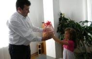 Децата од градинката ,, 7 Септември '' во посета на градоначалникот