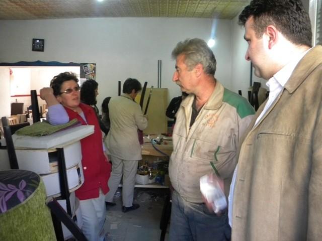 Директна средба на градоначалникот Поповски, со жителите од месните заедници