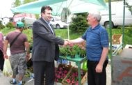 Градоначалникот Поповски на средба со граѓаните