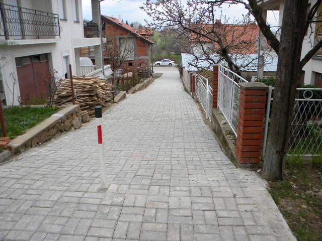 Градежната офанзива во Пехчево продолжува