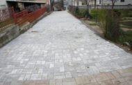 Изградена нова пешачка патека до улицата Мирче Ацев