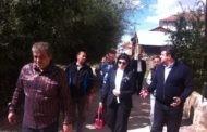Државниот секретар при Министерството за животна средина во посета на месните заедници во Пехчево