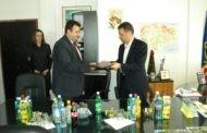 Вицепремиерот Ставрески во работна посета на Пехчево