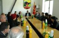 Поповски оствари средба со бизнис секторот