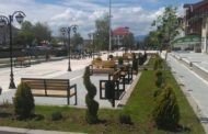 Хортикултурно уреден и збогатен со декоративни дрвца центарот на Пехчево