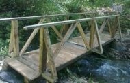 Се реконструираат пешачките патеки и мостови на туристичката  населба   ,, Равна река ''