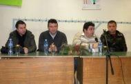Директорот Поповски ги промовираше новите конкретни мерки и активности за вработување пред граѓаните на Пехчево