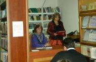 По повод денот на вљубените се одржа литературно читање во библиотеката ,, Кочо Рацин '' - Пехчево