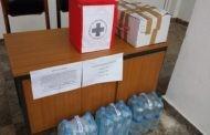 Пехчево започна со хуманитарната акција за помош на граѓаните од поплавените подрачја во Македонија