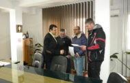 Доделени првите сертификати на таксистите кои го положија испитот