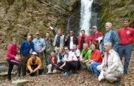 Одржан Меѓународниот планинарски марш до Пехчевските водопади