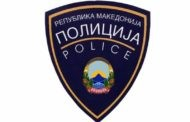 Градоначалникот  Поповски и Претседателот на Советот Стефановски со честитка по повод Денот на полицијата