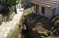 Завршуваат градежните работи околу изградбата на канализацијата во село Чифлик и индустриската зона Подуово