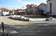 Започнаа градежните работи околу проширувањето на градскиот паркинг во Пехчево