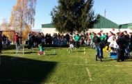 """Дружење низ спортски игри во градинката ,, 7 Септември """" - Пехчево"""