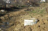 Заврши реконструкцијата на фекалната канализација во село Умлена