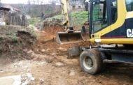 Продолжува инфраструктурниот развој на општина Пехчево. Започна изградба на улица во село Црник