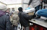 Хуманитарна помош за пехчевските социјалци испрати Саудиска Арабија