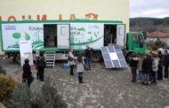 Уникатната еколошка училница на тркала повторно во Пехчево