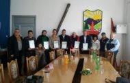 Благодарници за несебична помош и подршка за реализирање на Христијанските Извиднички Летни кампови - ХИЛК Равна Река 2014/15