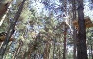 Видеоигра во живо на адреналинската патека во Пехчево