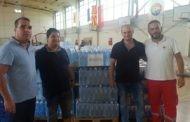 Општина Пехчево  се вклучи во акцијата за пружање на помош за настраданите во поплавите што го зафатија скопскиот регион