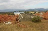 Завршија градежните работи за изградба на таложник за прочистување на водата во Пехчево