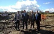 Започна рехабилитацијата и доградбата на канализациската мрежа во општина Берово и Пехчево