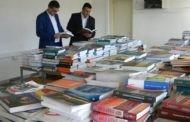 Над четири илјади нови наслови стручна литература за беровската гимназија донација од градоначалникот Поповски
