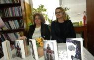 """Љубителите на убавиот пишан збор уживаа во промоцијата на книгите """"На заминување"""" и """"Приказни од една младост"""" од Ленче Китанова"""