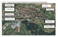 Започна одбележувањето на трасата за реконструкција на осум улици во Пехчево