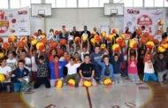 """""""Спортот и семејните вредности"""" – многу дружба и задоволни семејства во Спортската сала """"Македонски Бранители"""" - Берово"""