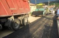 """Започна асфалтирањето на улицата """"Буковик"""" во Пехчево"""