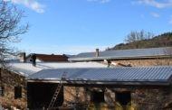 Привршуваат градежните работи околу реконструкцијата на домот во село Панчарево