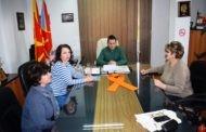 Во општина Пехчево одбележана глобалната кампања за подршка на ставањето крај на насилството врз жените и девојчињата