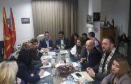 Министерот без ресор Аксел Ахмедовски во работна посета на Пехчево