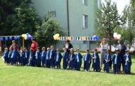 """Завршна прослава за мини матурантите во градинката """"7 Септември"""" - Пехчево"""