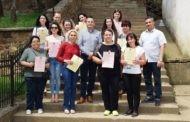 """Доделени сертификати за успешно завршени работни активности во рамки на проектот """"Нови социјални услуги во општина Пехчево2"""""""
