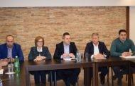 Втората фаза од ГИС системот ќе го опфати подземниот катастар во сите 11 општини од Источниот-плански регион