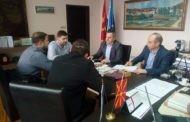 Градоначалниците од крајниот исток остварија средба со европратеникот Андреј Новаков