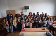 Одражана интерактивна настава со учениците од прво до четврто одделение во село Црник
