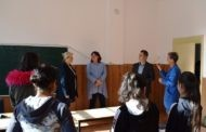 Привршуваат градежните работи за реконструкцијата на внатрешноста на училиштето во село Црник