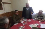 Годишно собрание на пехчевското здружение на пензионери