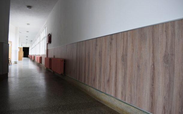 """Извршена е целосна реконструкција на внатрешноста на ООУ.""""Ванчо Китанов""""  и подрачните училишта во Општина Пехчево"""