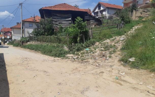 Наредната недела започнуваат градежните работи за изграба на улица во село Црник