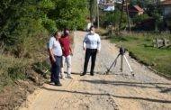 """Започна изградбата на улиците """"Бел камен"""" и """"7 Септември"""" во Пехчево"""